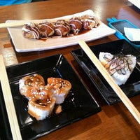 Photo taken at sushi story by Aryii D. on 9/6/2015