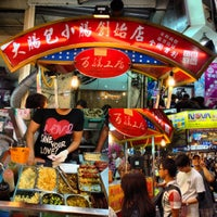Photo taken at Fengjia Night Market by Kuanyu C. on 10/6/2012