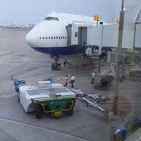 Photo taken at Gate 63 by Seçil💑👼🐶🐾 on 8/28/2014