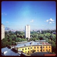 Photo taken at Эверис Групп by Yulia N. on 6/20/2013