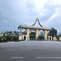 Photo taken at Istana Abu Bakar by Muhammad S. on 11/1/2017