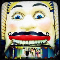 Photo taken at Luna Park by Michelle S. on 11/2/2012