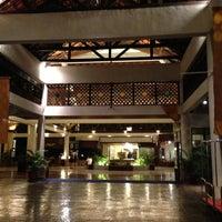 Photo taken at Le Grandeur Palm Resort Johor by Hla Myint O. on 6/8/2013