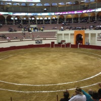 Photo taken at Coliseo Centenario by Andres M. on 4/21/2013