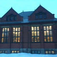 Photo taken at Westmount Library by Jonathan C. on 3/20/2017