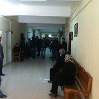 Photo taken at Malkara Adliyesi by Tevfik E. on 12/13/2012