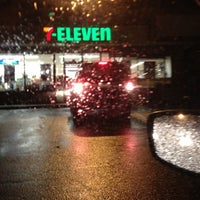 Photo taken at 7-Eleven by Jessica 💋 M. on 10/28/2012
