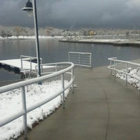 Photo taken at Sloan's Lake Park by Aj S. on 10/25/2012
