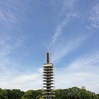Das Foto wurde bei Komazawa Olympic Park von burnworks am 5/19/2013 aufgenommen