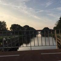 Photo taken at Brug over het Wilhelminakanaal by Marc_013 on 9/22/2016