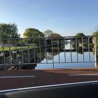 Photo taken at Brug over het Wilhelminakanaal by Marc_013 on 5/10/2017