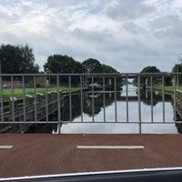 Photo taken at Brug over het Wilhelminakanaal by Marc_013 on 7/27/2017