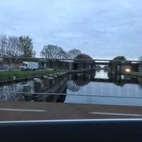 Photo taken at Brug over het Wilhelminakanaal by Marc_013 on 4/11/2017