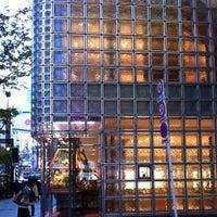 Photo taken at Maison Hermès by Toru H. on 11/27/2012