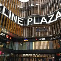 Photo taken at Skyline Plaza by Toru H. on 1/2/2016