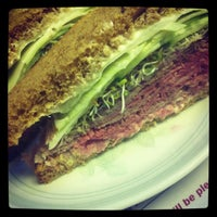 Photo taken at Broughton Street Deli by Kirsty S. on 8/22/2013