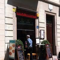 Photo taken at Baccardi Café by Mercè I. on 4/21/2013