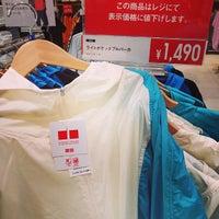 Photo taken at ユニクロ アピタタウン金沢ベイ店 by aibax on 3/20/2013
