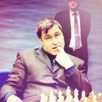 Photo taken at Шахматный Клуб by Alexey M. on 2/4/2013