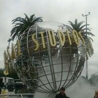Photo taken at Universal CityWalk by Kate M. on 2/20/2013