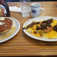 Photo taken at IHOP by Charles S. on 5/20/2017