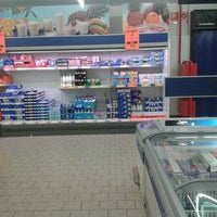 Photo taken at Lidl by Angel P. on 1/15/2013