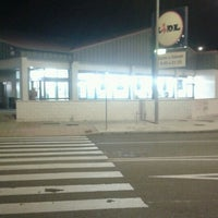 Photo taken at Lidl by Angel P. on 1/3/2013