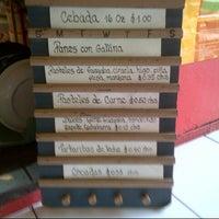 Photo taken at Las Delicias de las Chacón by Loncho on 4/13/2013
