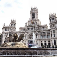Foto tomada en Plaza de Cibeles  por William S. el 10/12/2012