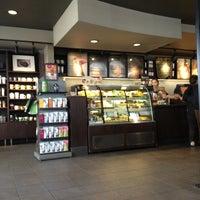 Photo taken at Starbucks by Just B. on 10/22/2012