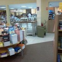Photo taken at Saraiva MegaStore by Erton L. on 11/1/2012