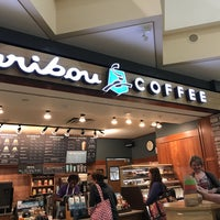 Photo taken at Caribou Coffee by Jill H. on 5/5/2017