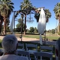 Photo taken at Barbara Worth Resort & CC by Suzette V. on 5/11/2013