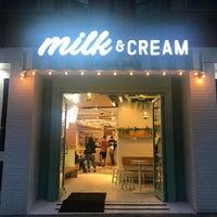 Photo taken at Milk & Cream Cereal Bar by Julie on 6/5/2017