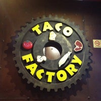 Photo taken at Taco Factory by Priscilla G. on 5/28/2013