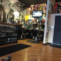 Photo taken at Floyd's 99 Barbershop by Shalabh G. on 2/6/2016