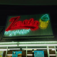 Photo taken at Zesto Drive-Ins by Tyler L. on 10/9/2013