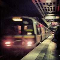 Photo taken at MARTA - Peachtree Center Station by Tyler L. on 2/15/2013