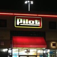 Photo taken at Pilot Travel Center by Tyler L. on 4/18/2013