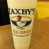 Photo taken at Zaxby's Chicken Fingers & Buffalo Wings by Tyler L. on 11/30/2012