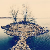 Photo taken at Hamilton Harbour by Michael M. on 1/13/2013
