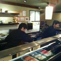 Photo taken at Niji Sushi by Ramon V. on 3/28/2013