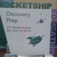 rocketship discovery prep college academic building in central san