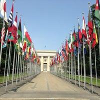 Снимок сделан в United Nations Office at Geneva пользователем Anna T. 7/13/2013