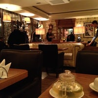 Photo taken at BBcafe by Anna T. on 12/1/2012