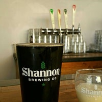 Photo taken at Shannon Brewing Company by Robert W. on 10/14/2017