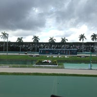 Photo taken at Palm Beach Kennel Club Poker Room by Mat on 1/20/2013