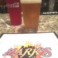 Photo taken at Mark's City Grill by Bill J. on 9/21/2016