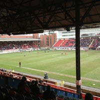 Photo prise au Matchroom Stadium par Andrew B. le1/26/2013