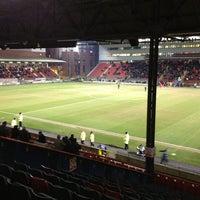 Photo prise au Matchroom Stadium par Andrew B. le3/12/2013